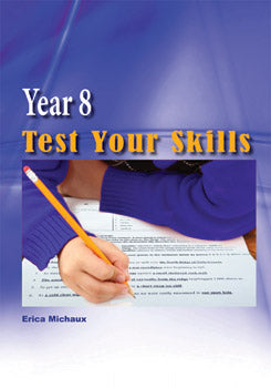 Test Your Skills Year 8 Student Book 9781921016882