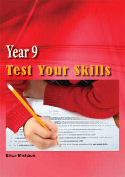 Test Your Skills Year 9 Student Book 9781921016899