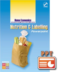 Nutrition and Labelling (PowerPoint CD-ROM)