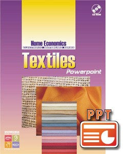 Textiles (PowerPoint CD-ROM)