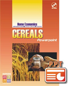 Cereals (PowerPoint CD-ROM)