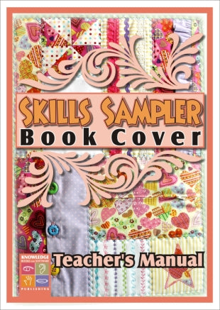 Skills Sampler Book Cover: Teacher's Manual 9781741621334