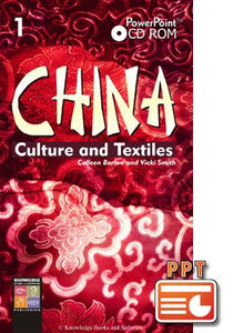China Culture and Textiles 1 (PowerPoint CD-ROM)