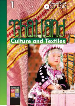 Thailand Culture and Textiles 1 (PowerPoint CD-ROM)