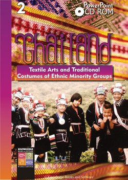 Thailand Culture and Textiles 2 (PowerPoint CD-ROM)