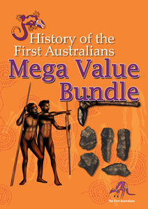 History of the First Australians Sets 1, 2, and 3 Mega Bundle HFA123-MEGA
