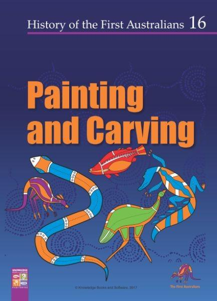 Painting and Carving 9781925398854