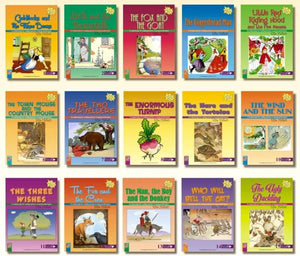 Readers' Theatre Set of 15 Titles - Value Pack RTSET
