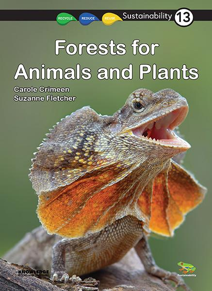 Forests for Animals and Plants 9781922370099