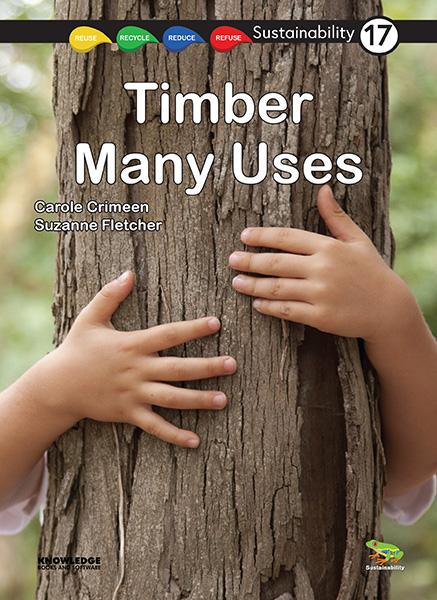 Timber - Many Uses 9781922370082