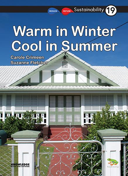 Warm in Winter Cool in Summer 9781922370129
