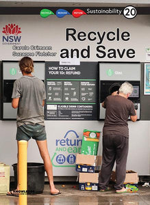 Recycle and Save 9781922370068