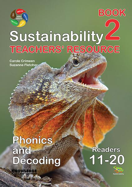 Sustainability Set 1 Readers 11-20 Teacher Resource 9781922370518