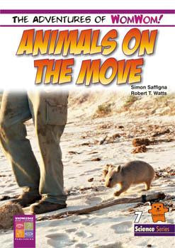 Animals on the Move 9781925398458