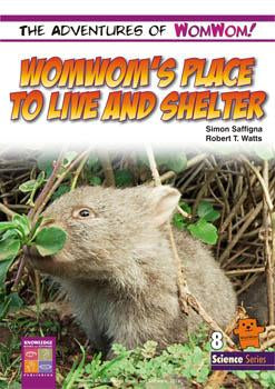 WomWom's Place to Live and Shelter 9781925398465