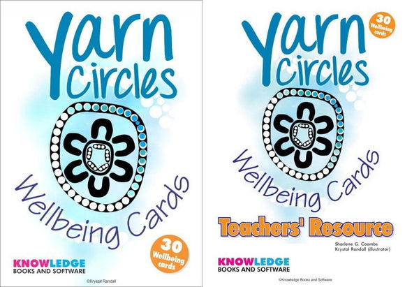 Yarn Circles Wellbeing Cards Value Pack