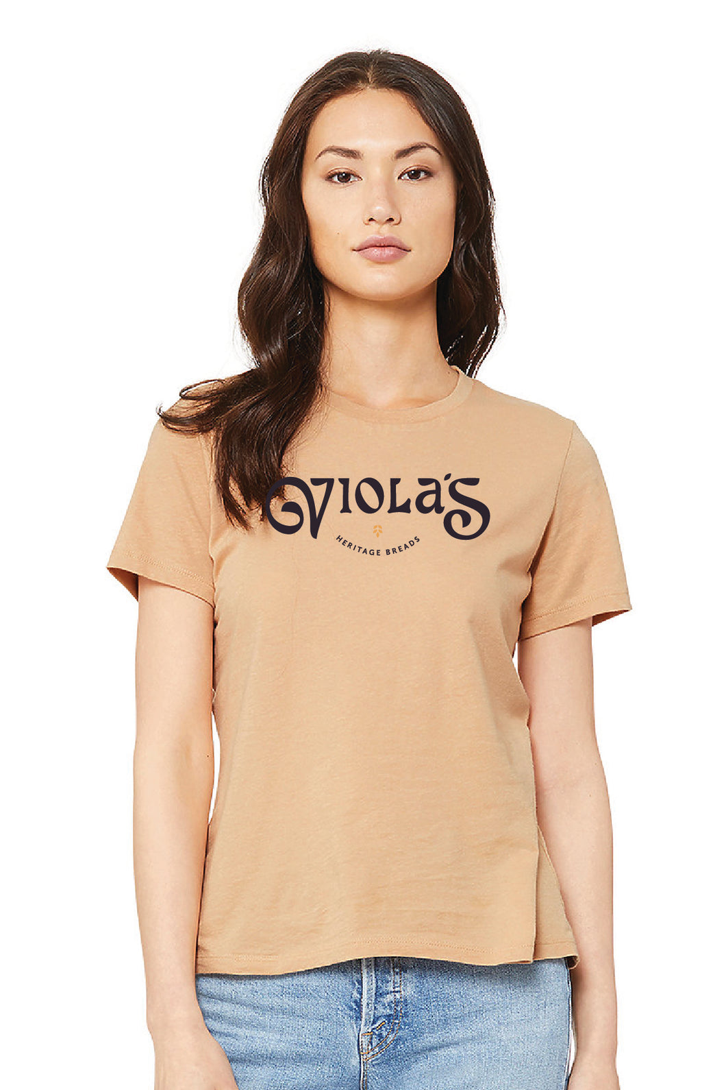 Viola's Heritage Breads Women's T-Shirt