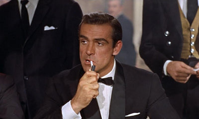 10 looks para vestir como el James Bond de Sean Connery