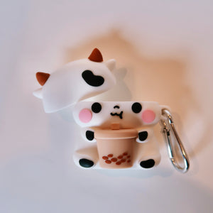 Cow Boba Cup AirPod Case