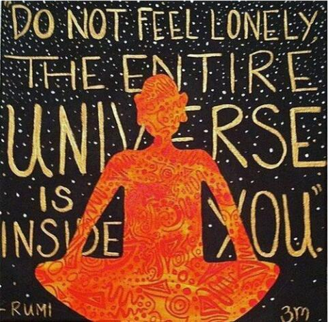 The Universe is Inside You