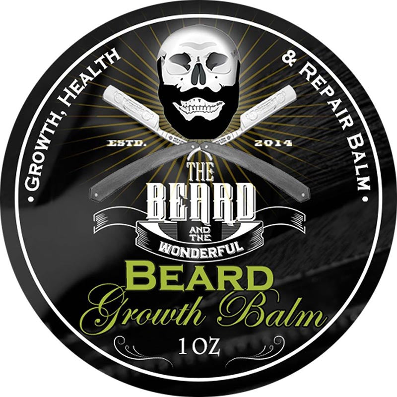 Beard Growth Balm - The Beard and The Wonderful