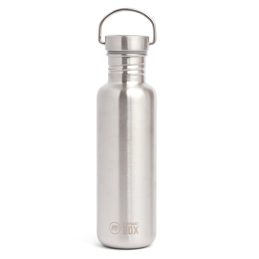 Stainless Steel Single Walled Three Cup Bottle - Rainbow Life