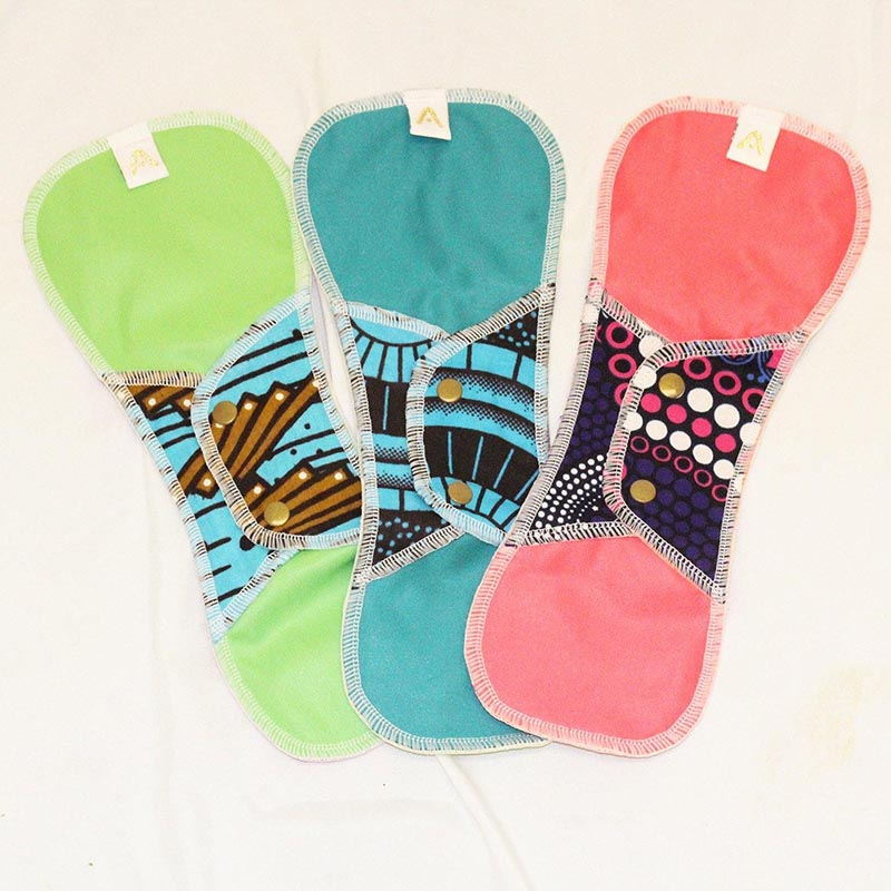 CHEAP Reusable Sanitary Night Pads-3 Pack Style Pack 2 28723197475 – General Clothing