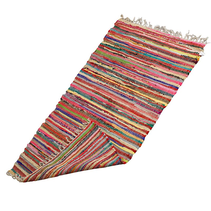 Rag Rug Bright - Rainbow Life