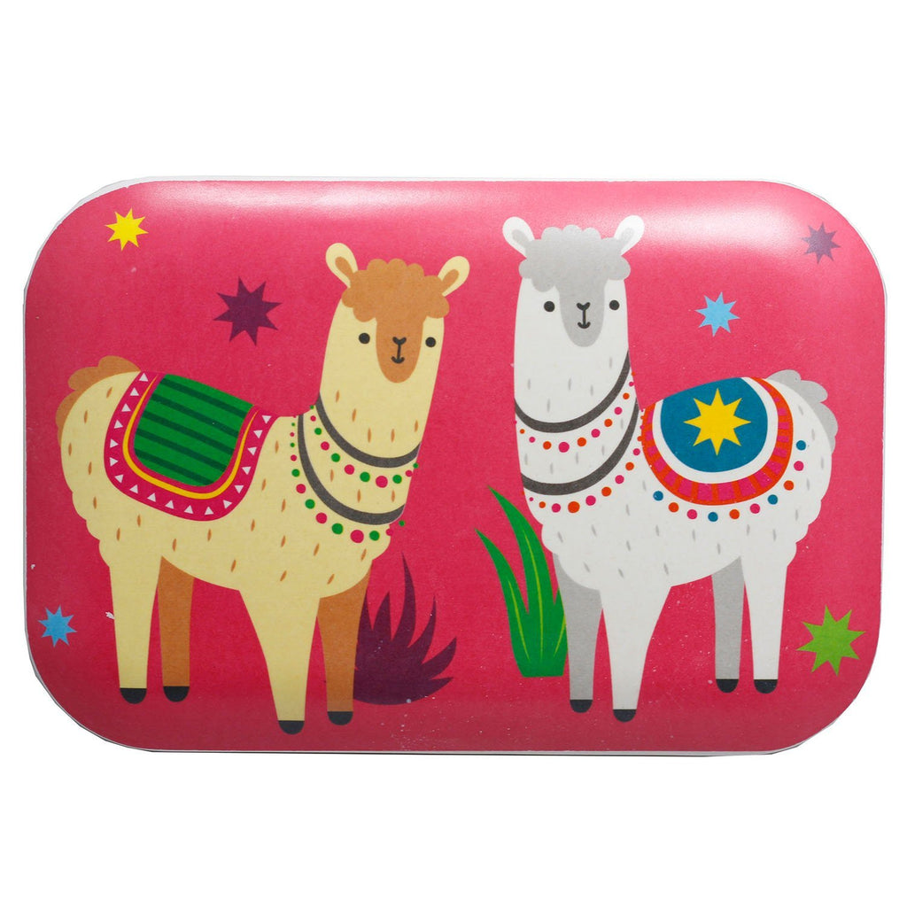 Bamboo Composite Llamapalooza Reusable Lunch Box - Rainbow Life