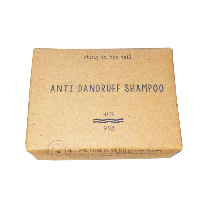 Anti-Dandruff Shampoo Bar - Rainbow Life