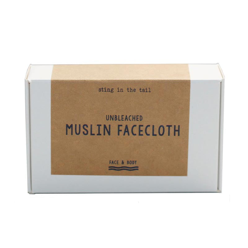 Muslin Face Cloth - Rainbow Life
