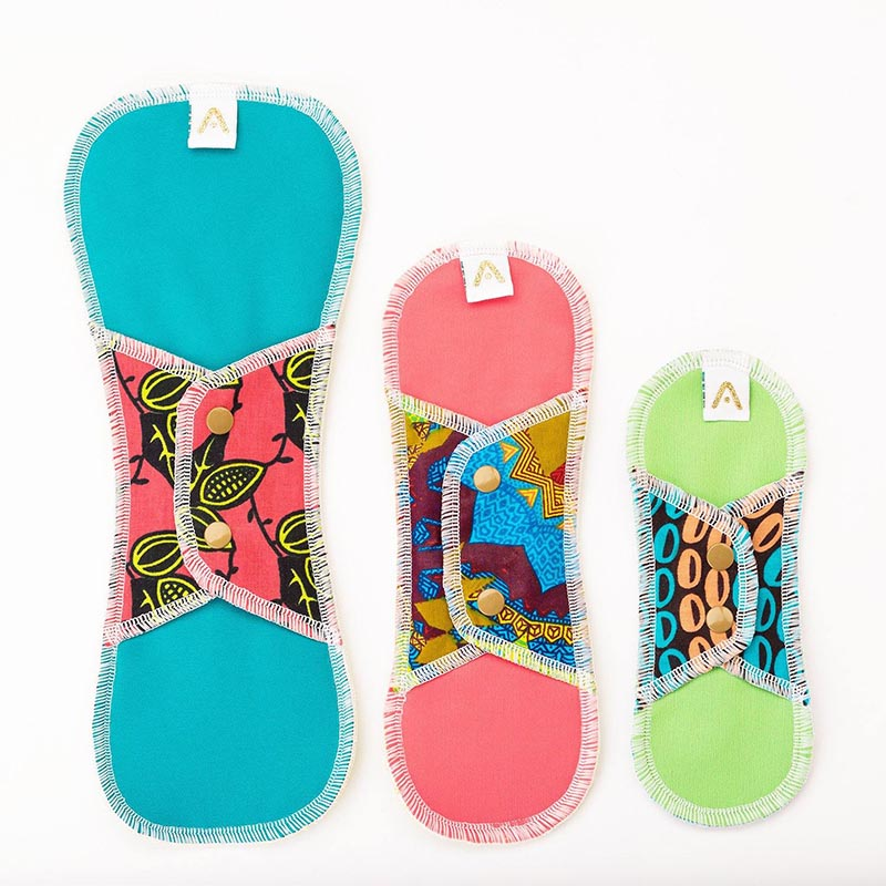CHEAP Reusable Sanitary Pads-Multi Pack Style 1 28723196577 – General Clothing