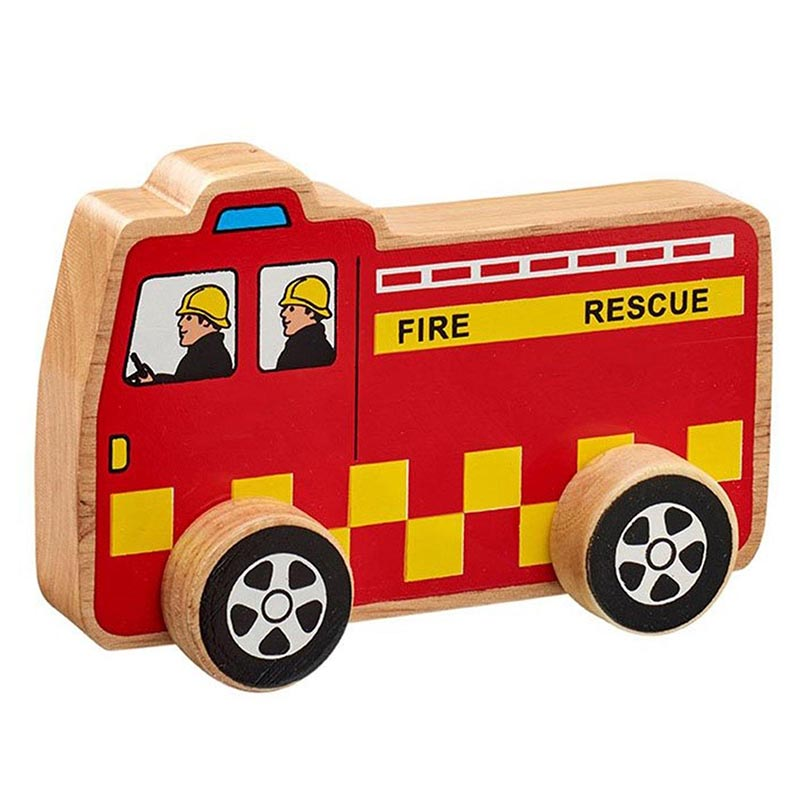 Push Along - Fire engine
