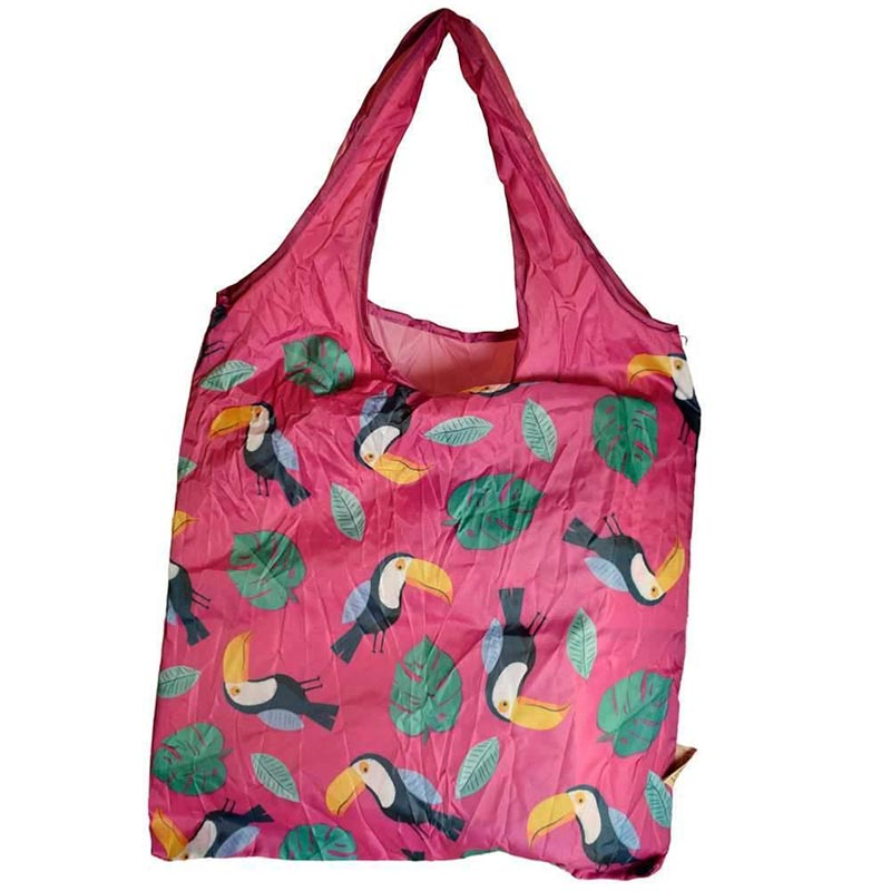 CHEAP Recycled Plastic Shopping Bag toucan 28723196425 – Bags