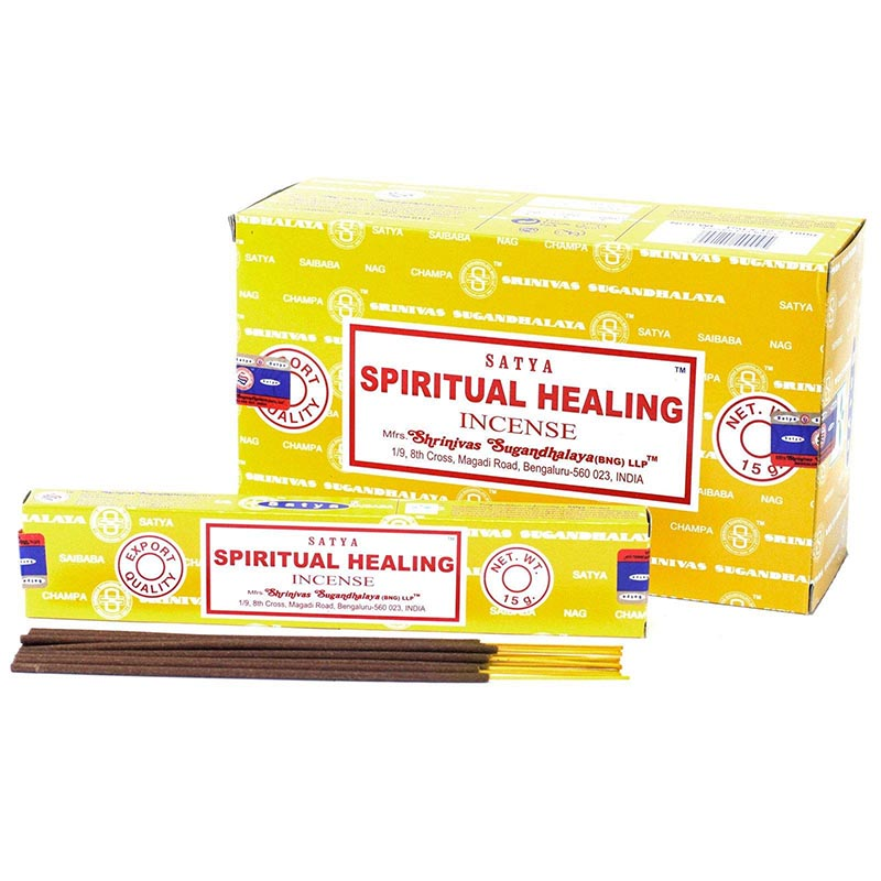 Satya Incense-Various 15gm