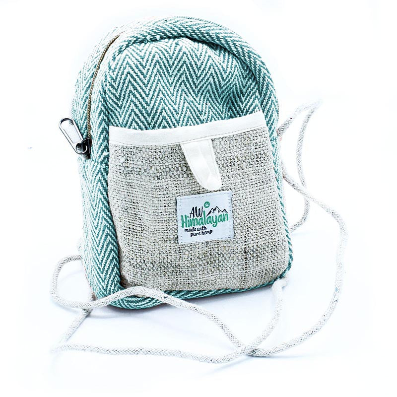 CHEAP Diddy Hemp Mobile Bags teal 28723197261 – Bags