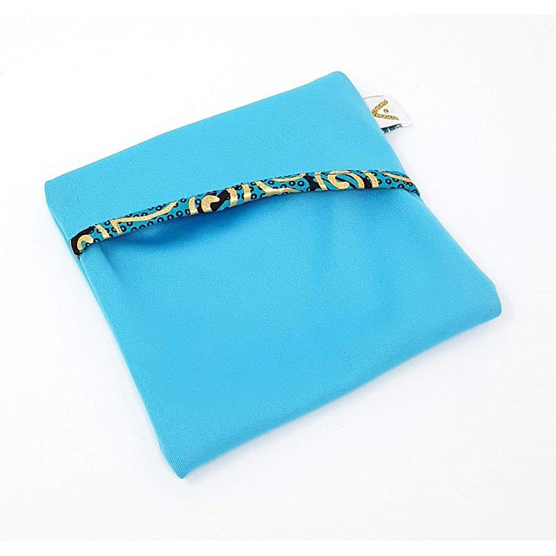 Small 'Wet' Bag Turquoise