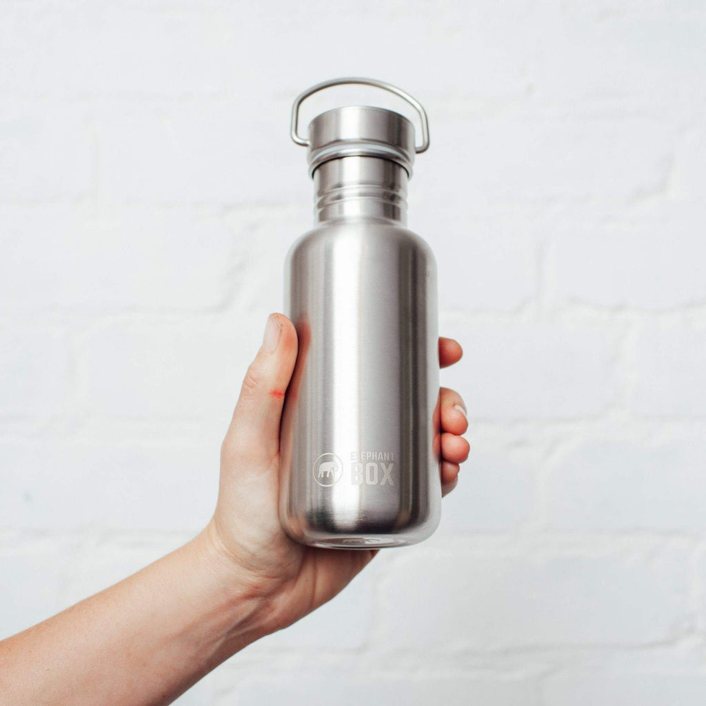 Stainless Steel Two Cup 500ml Bottle