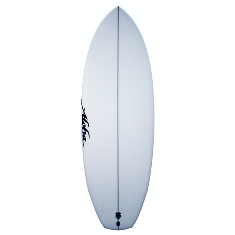 """Black Panda"" 5'10"" - XE Epoxy Futures"