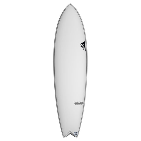 "Rob Machado ""Seaside and Beyond"" 7'2"" Futures - LFT"