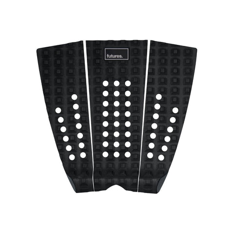 """Brewster"" 3-Piece Tail Pad Traction"