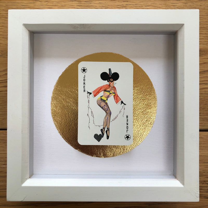 Pin Up Card 223