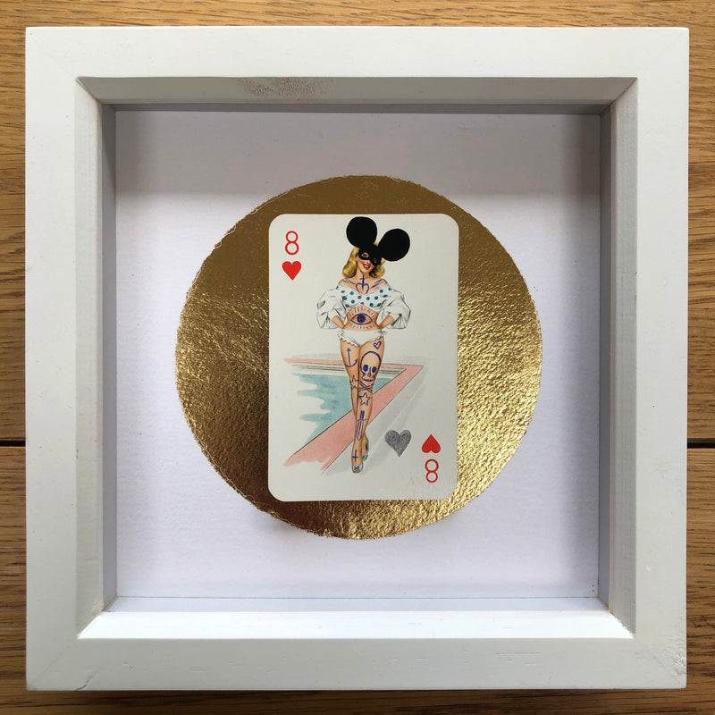 Pin Up Card 230