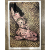LEOPARD 50's PIN UP - Print