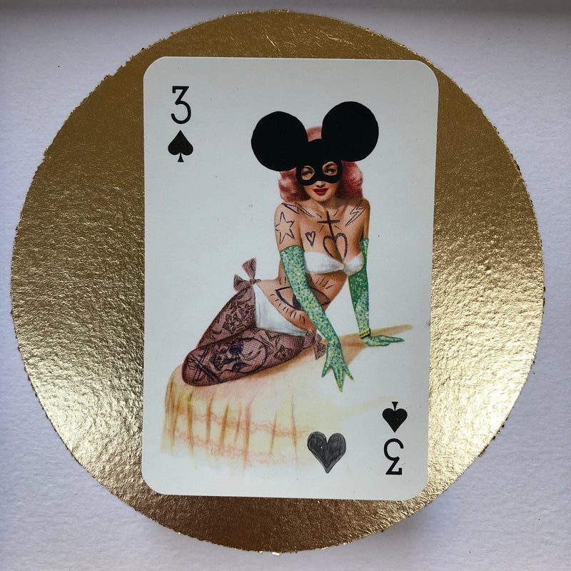 PIN UP (Card 285)