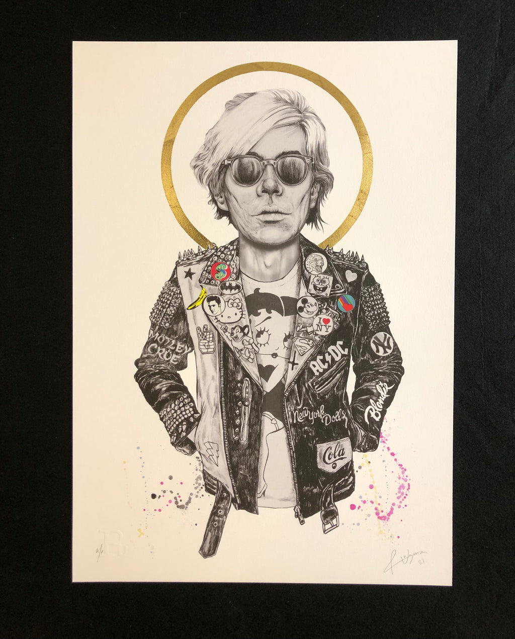 Pop Art Punk - Warhol