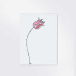 "Load image into Gallery viewer, 5x7 ""SWEET TULIP"" PRINT"