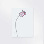 "Load image into Gallery viewer, ""SWEET TULIP"" 5x7 PRINT"