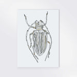 "Load image into Gallery viewer, 8x10 ""LOVE BUG"" PRINT"