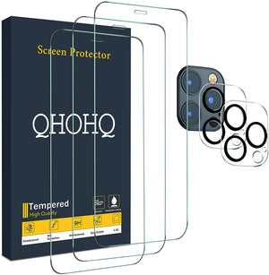iPhone 12 Pro Max Screen Protector (3 Pack)